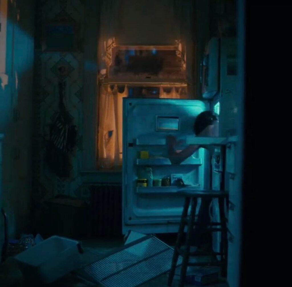 アーサー冷蔵庫