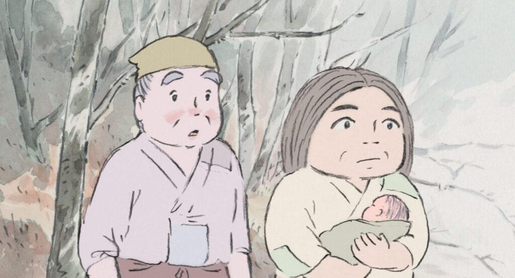 かぐや姫の育ての親、トトさま、カカさま